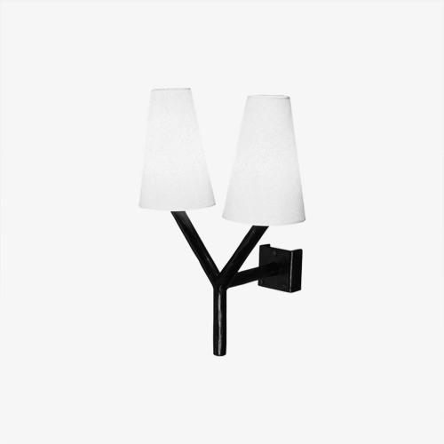 Y Wall sconce